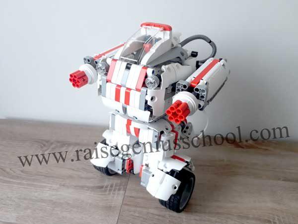 xiaomi toy block robot set raisegeniusschool ใกล้เคียงเลโก้ (lego mindstorm Ev3,Nxt)