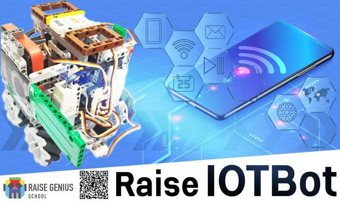 IOT bot Course ประดิษฐ์โครงงาน IOT ระบบอัตโนมัติ สอดแทรกความรู้ด้าน IOT, Microcontroller, Sensor, การเขียนโปรแกรม และ การทำโครงงาน